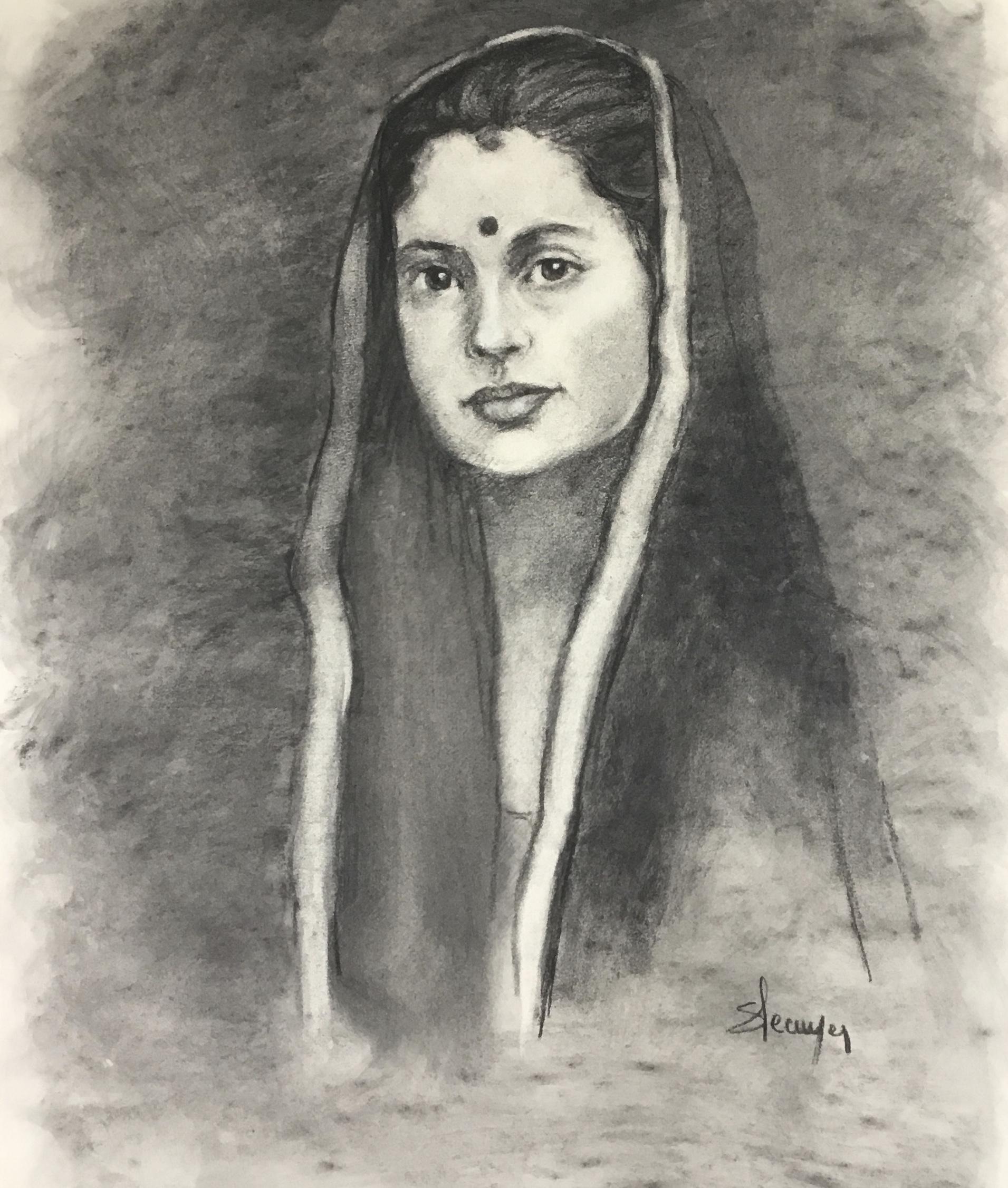 Jeune fille Sikh