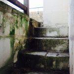 Eye on the stairs, photographie Caroline Dodin