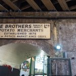 Borough market, London, photographie Caroline Dodin